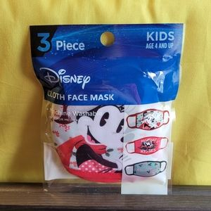 Disney Kids Face Masks